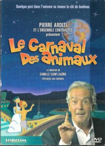 dvd le carnaval des animaux